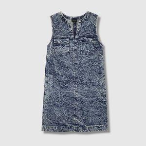 Women's Sleeveless Dress- Who What Wear-Blue CL